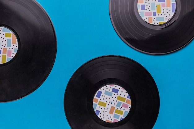 Vinyl schijven Gratis Foto