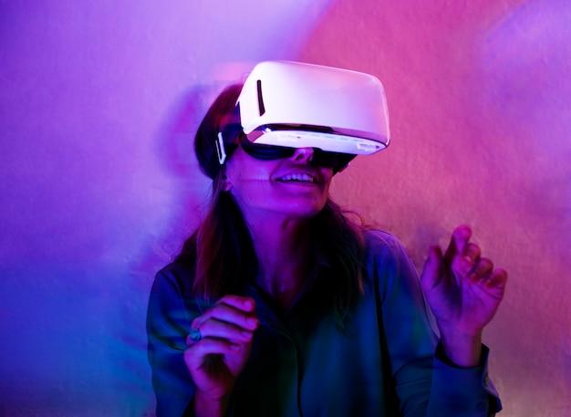 Virtuele realiteit Gratis Foto