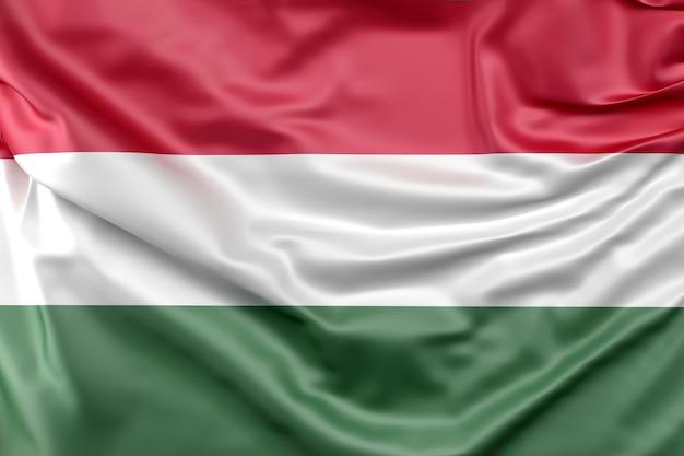 Vlag van hongarije Gratis Foto