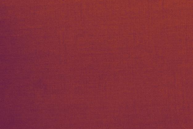 Volledig kader van rode textieltextuur nuttig voor achtergrond Gratis Foto