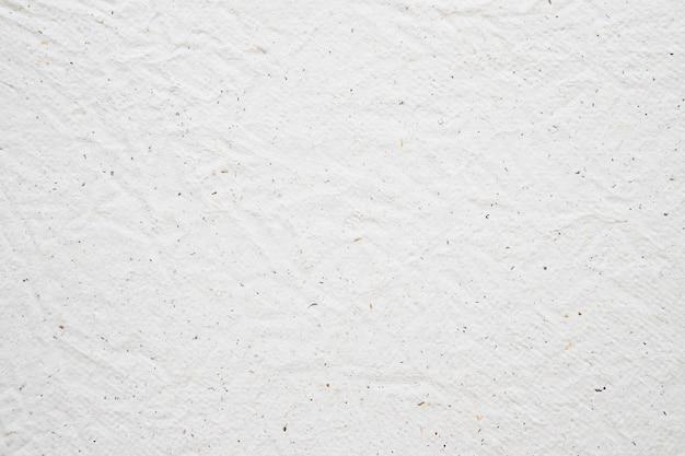 Volledig kaderschot van witte geweven achtergrond Gratis Foto