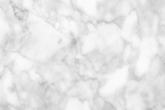 Volledig kaderschot van witte marmeren textuurachtergrond. Premium Foto