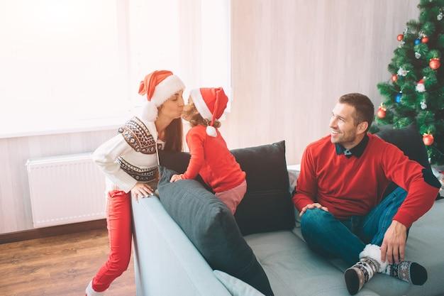 Vrolijk kerstfeest en een gelukkig nieuwjaar Premium Foto