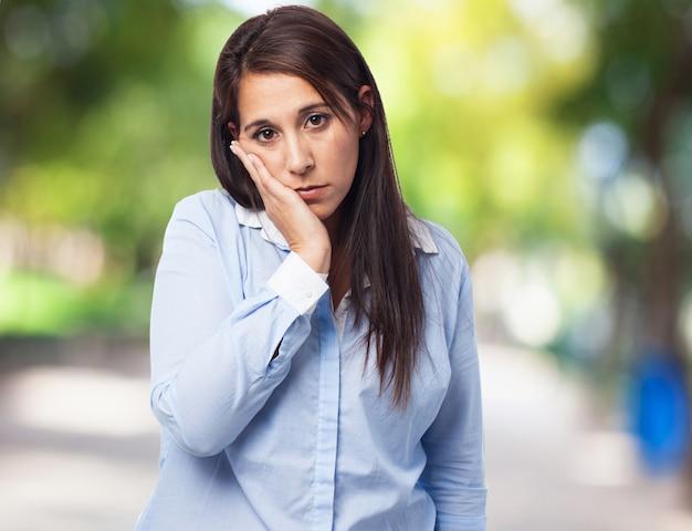 Vrouw met tandpijn Gratis Foto