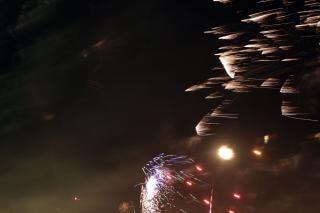 Vuurwerk, bom, kleuren Gratis Foto