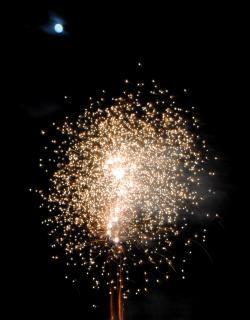 Vuurwerk, feest, independenceday Gratis Foto