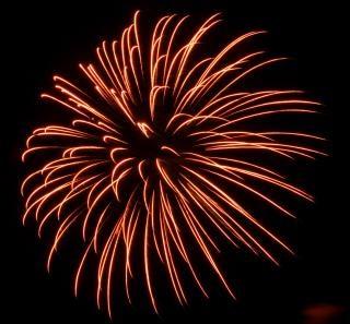 Vuurwerk, feest Gratis Foto