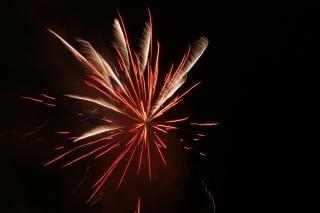 Vuurwerk, vieren, blowup, newyears Gratis Foto