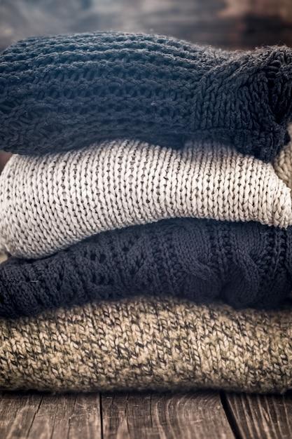 Warme knusse truien Gratis Foto