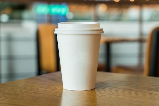 Warme koffiekopje Gratis Foto
