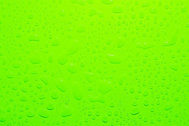 Water druppels achtergrond Gratis Foto