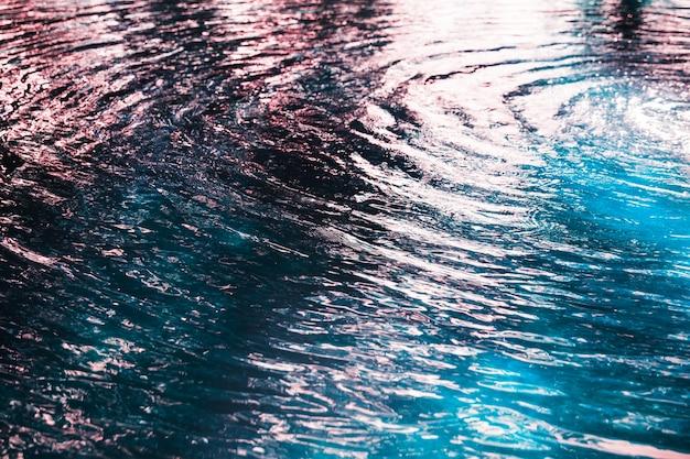 Water textuur achtergrond Gratis Foto