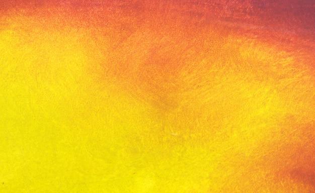 Waterverf die abstracte achtergrond op papier schildert. Premium Foto