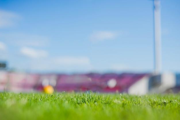 Wazig voetbalstadion Gratis Foto