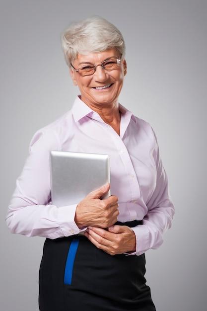 Werken met een digitale tablet is eenvoudiger en sneller Gratis Foto