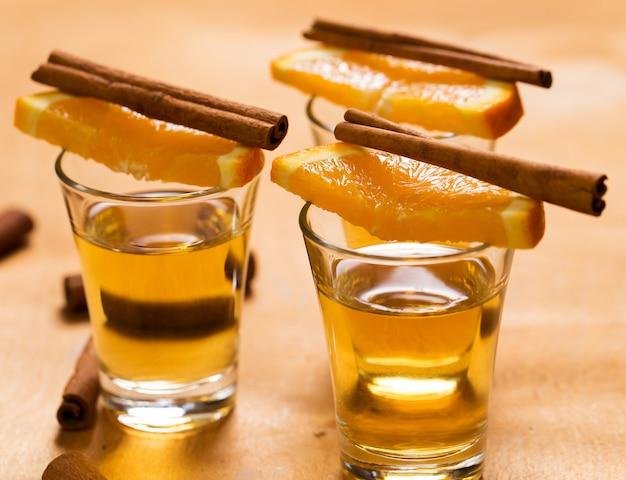 Whiskey-opnamen Gratis Foto