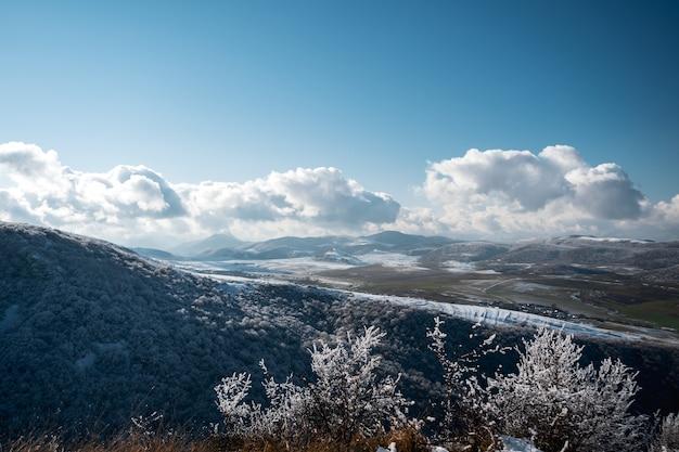 Winterlandschap Gratis Foto