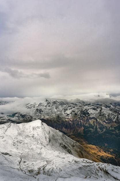 Winterpistes in oostenrijk Gratis Foto