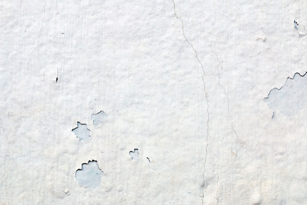 Witte betonnen muur textuur. achtergrond Premium Foto