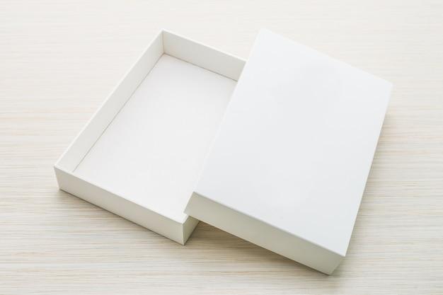 Witte doos Gratis Foto