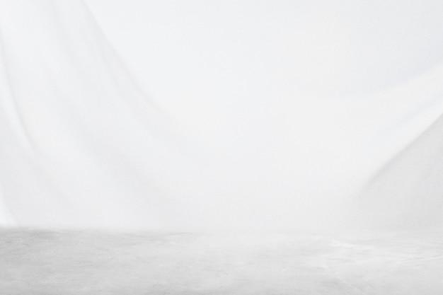 Witte gestructureerde achtergrond Gratis Foto