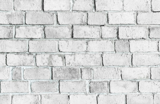 Witte geweven bakstenen muurachtergrond Gratis Foto