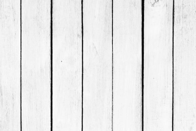 Witte houten achtergrond Gratis Foto
