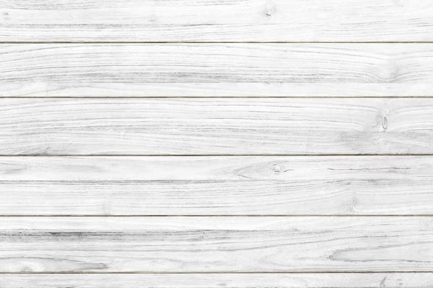 Witte houten textuur vloeren achtergrond Gratis Foto