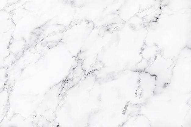 Witte marmeren het patroonsamenvatting van de achtergrondtextuur natuursteen voor het werk van de ontwerpkunst Premium Foto