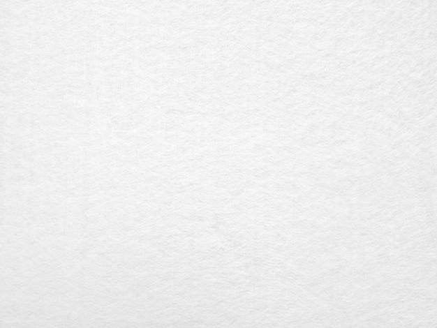 Witte papier canvas textuur achtergrond voor ontwerp achtergrond of overlay ontwerp Premium Foto