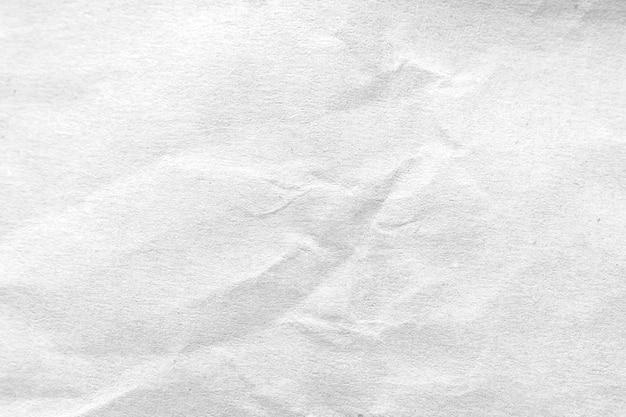 Witte proppen papier textuur achtergrond. detailopname. Premium Foto