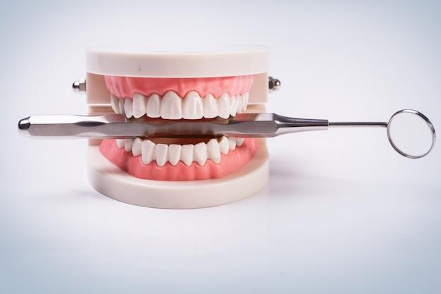 Witte tanden Gratis Foto
