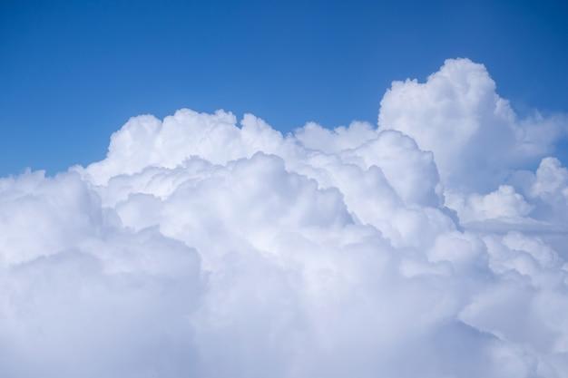 Wolk en blauwe hemel Gratis Foto