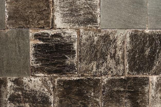 Wrok roestvrije muurtextuur als achtergrond Gratis Foto