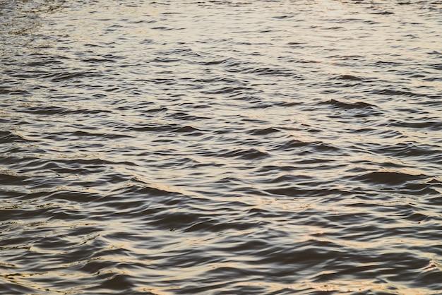 Zeewater achtergrond Gratis Foto