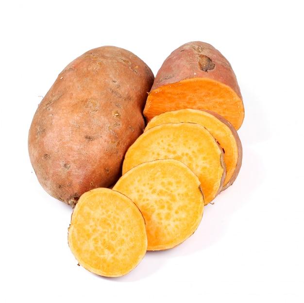 Zoete aardappel Gratis Foto