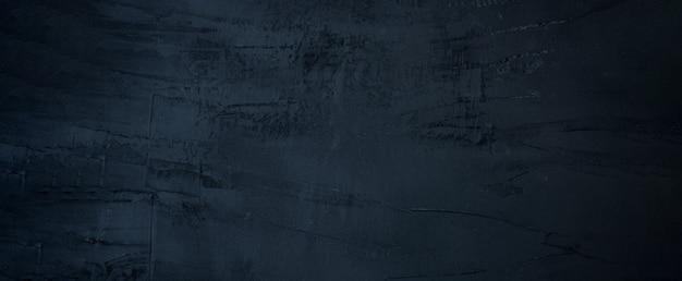 Zwarte achtergrond. grunge textuur. donker behang. schoolbord. schoolbord. Premium Foto