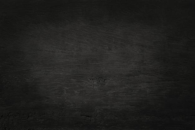 Zwarte houten muurachtergrond Premium Foto
