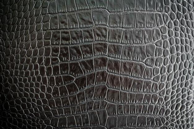 Zwarte lederen texturen Gratis Foto