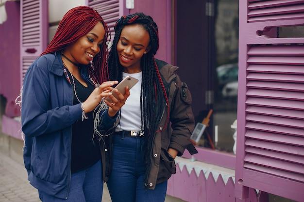 Zwarte meisjes Fotos