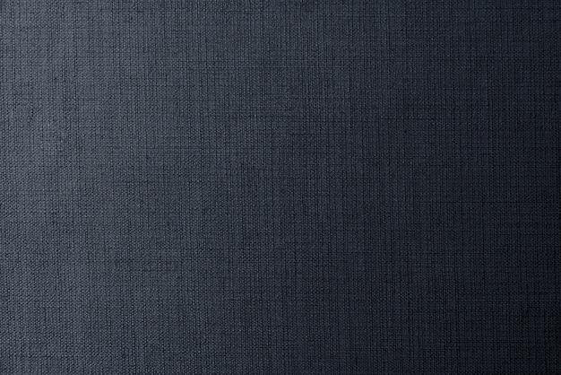 Zwarte stof textuur Gratis Foto