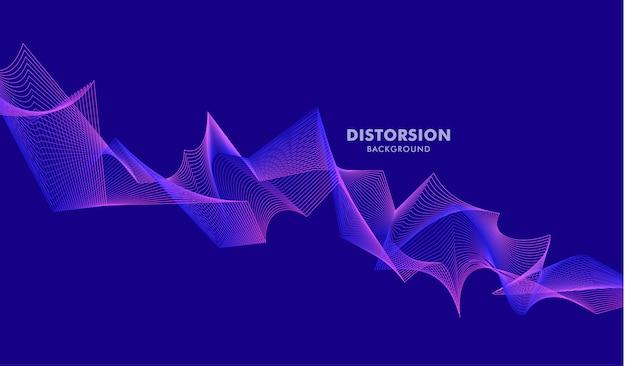 Abstract geometrisch patroonelement ontwerp Premium Vector