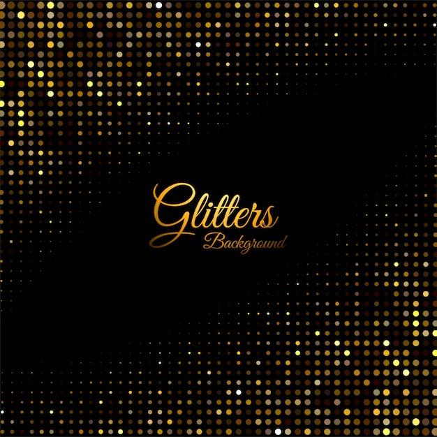 Abstract glitters gestippeld glanzend Gratis Vector