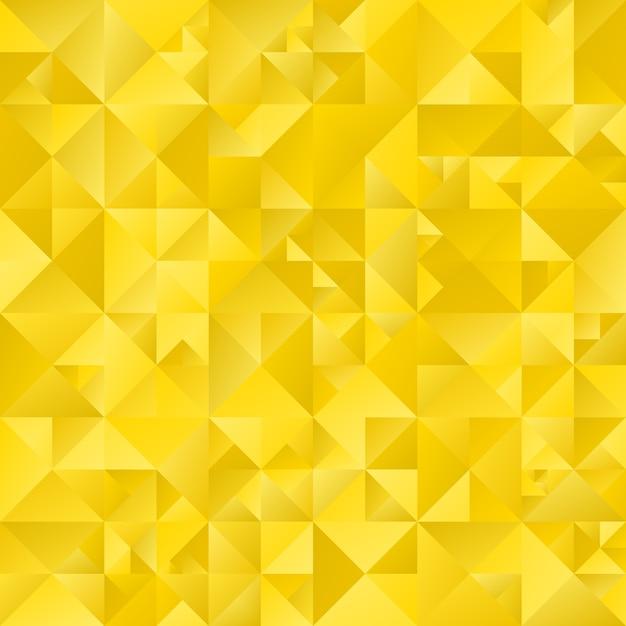Abstract gradiënt veelhoekig geometrisch driehoeksontwerp als achtergrond Premium Vector