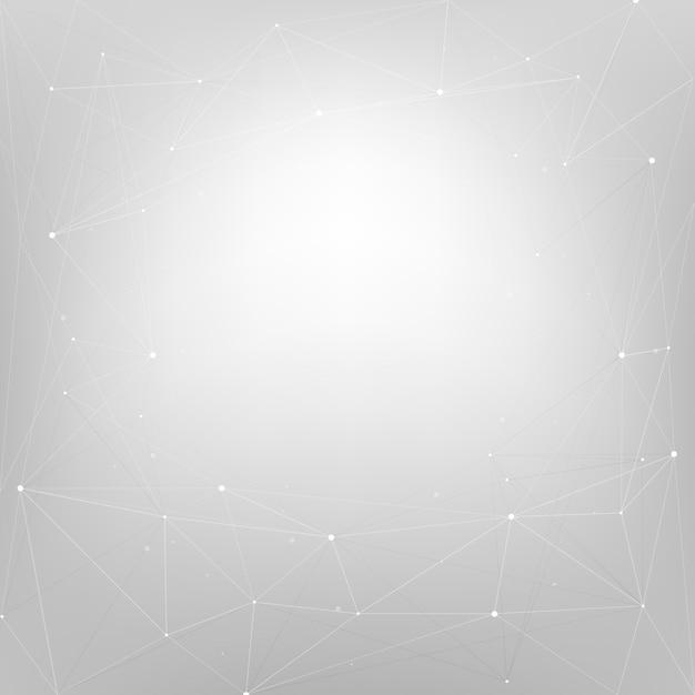 Abstract ontwerp als achtergrond met sterren op grijs Gratis Vector