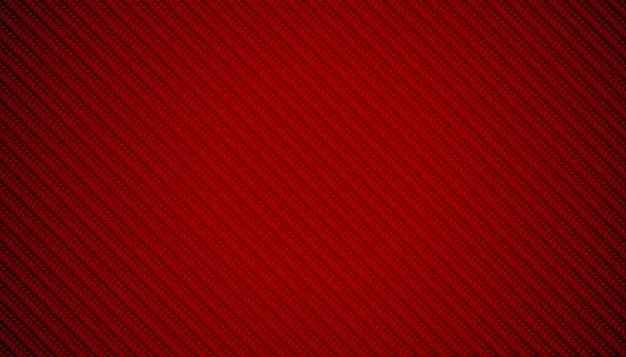 Abstract rood de textuur van de koolstofvezel ontwerp als achtergrond Gratis Vector