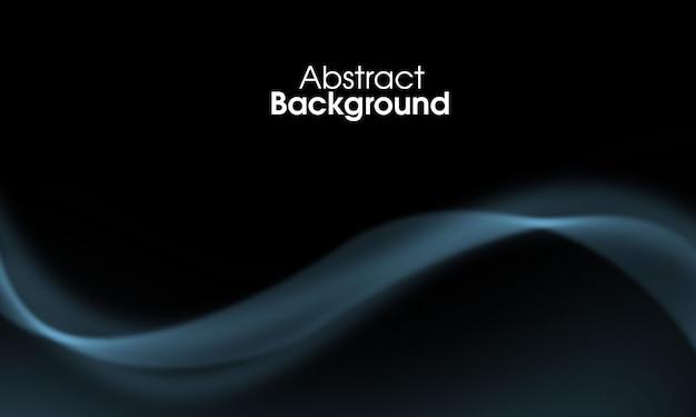 Abstract rookontwerp als achtergrond Premium Vector