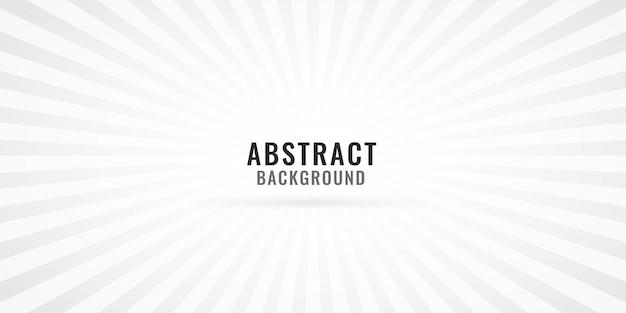 Abstract stralen burst achtergrondontwerp Gratis Vector