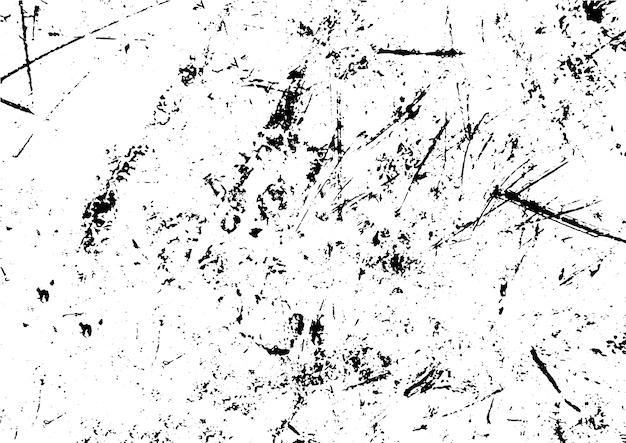 Abstract vector grunge oppervlaktetextuur achtergrond. Premium Vector