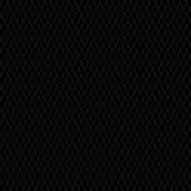 Abstracte achtergrond met donkere vierkant patroon Gratis Vector